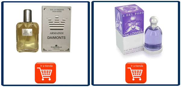 fabricantes de perfumes de imitacion