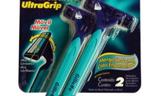 afeitadora-gillette-presto-ultra-grip-movil-verde-mayorista