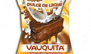 alfajor vauquita chocolate precios