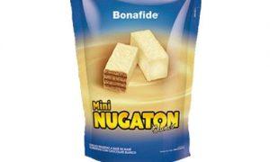 chocolate Bonafide mini nugaton blanco oferta