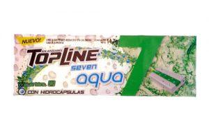 chicle-topline-7-aqua-water-mint-precios