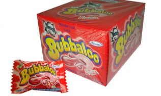 chicle bubbaloo frutilla catalogo