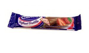 chocolate cadbury yoghurt frutilla productos
