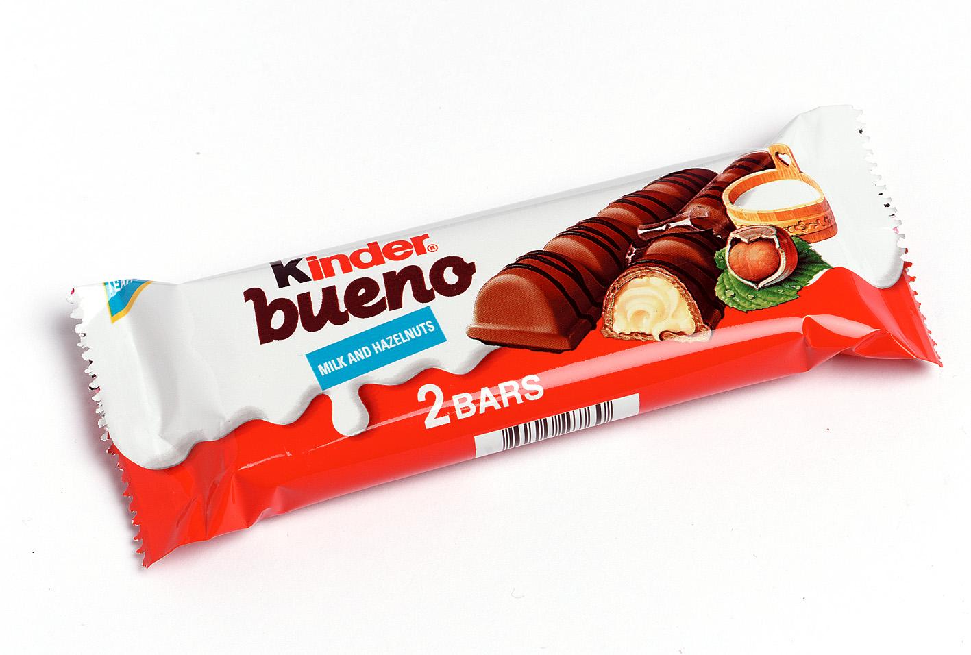 Chocolate ferrero kinder bueno 13 01 ferrero kinder bueno x 30u