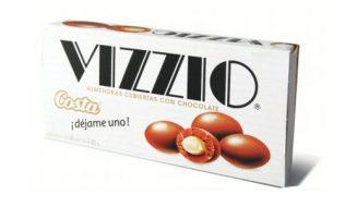 chocolate Bonafide Vizzio almendra venta