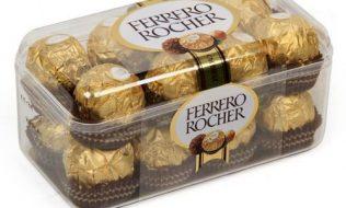 chocolate ferrero rocher nuevo pack precios