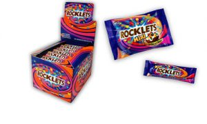 golosina rocklets mini mayorista