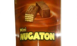 chocolate Bonafide mini Nugaton leche venta