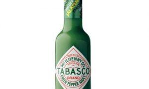 salsa tabasco verde catalogo